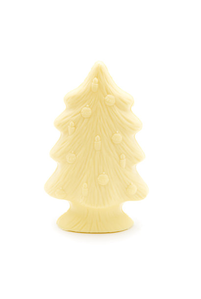 Christmas tree (white)
