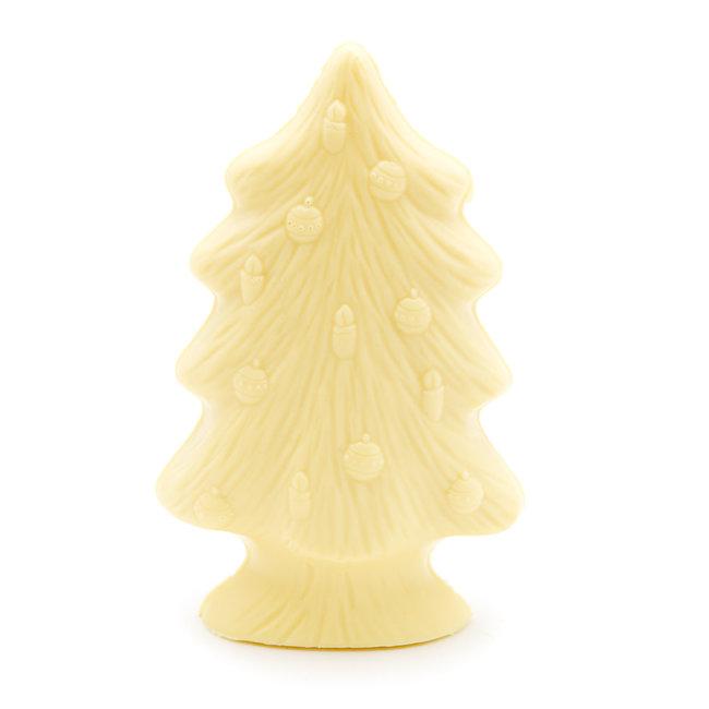 Chocomeli Christmas tree (white)