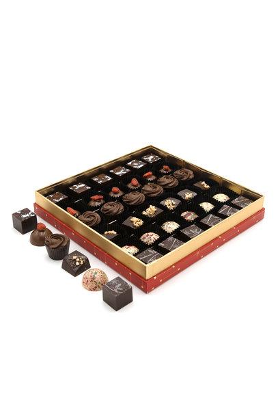 Christmas box 36 pralines