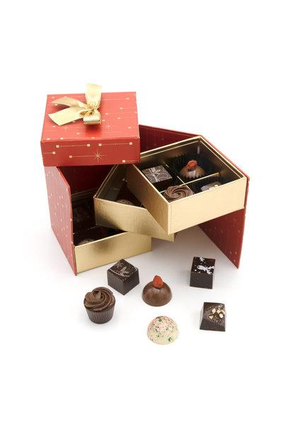 Christmas box 12 pralines