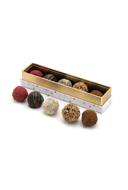Christmas box truffles 70 Grs