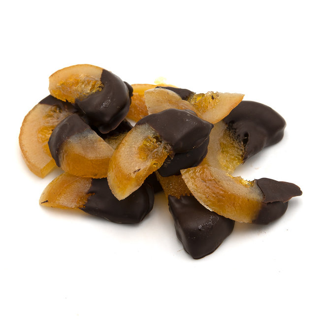 Chocomeli Candied orange slices 150 Grs