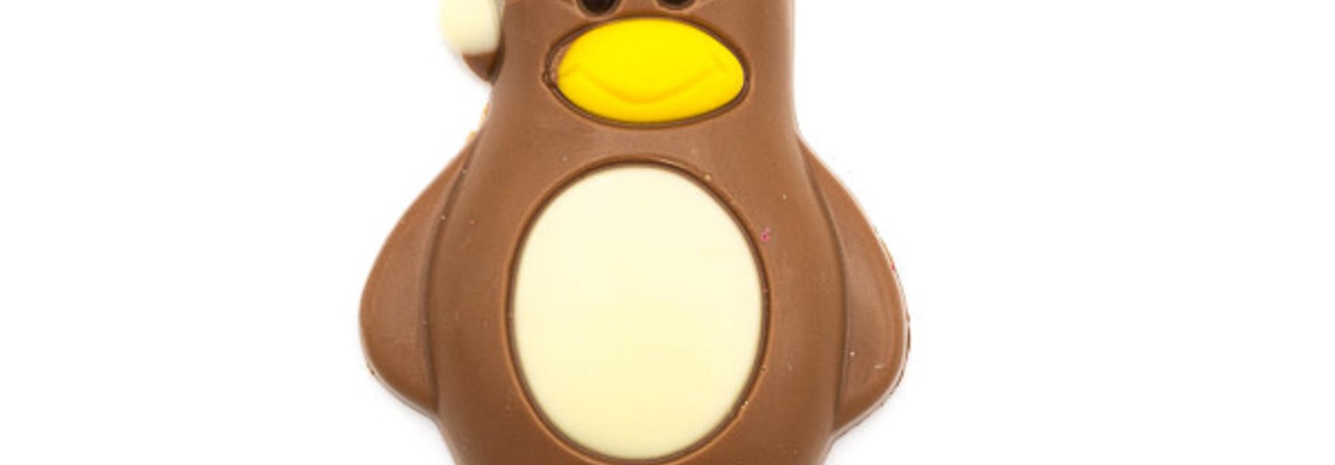 Lollipop penguin  (milk)