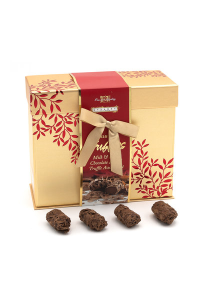 Christmas truffles assortment