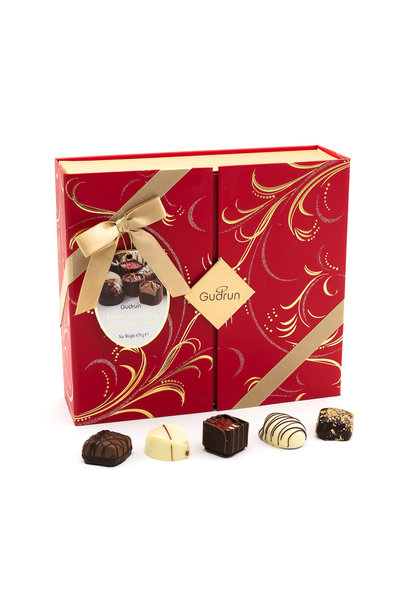 Christmas pralines assortment