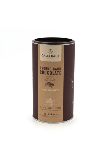 Chocolate powder Callebaut (dark) 1Kg