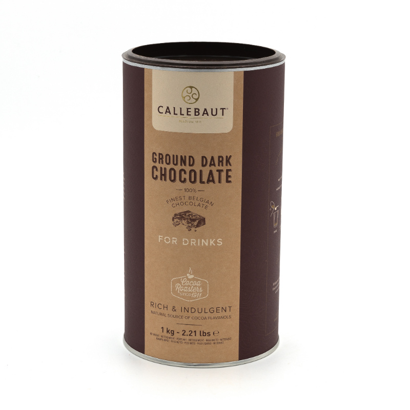 Chocolate powder Callebaut (dark) 1Kg-1