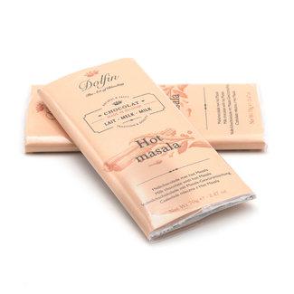 Dolfin Dolfin milk chocolate (hot masala)