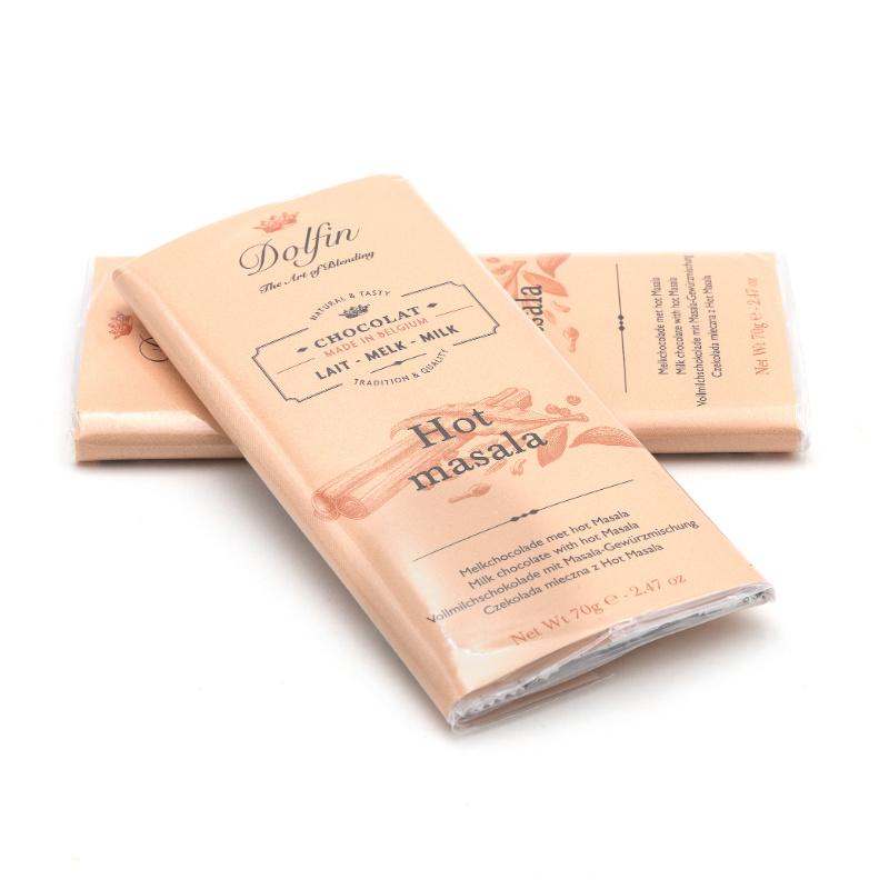 Dolfin milk chocolate (hot masala)-1