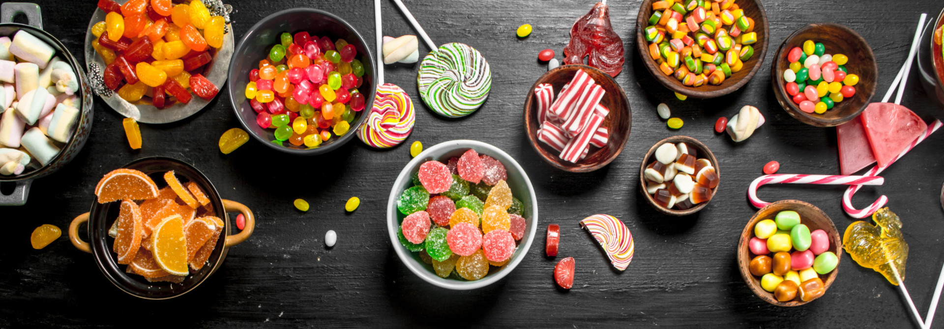 CANDIED FRUITS CHOCOLATES