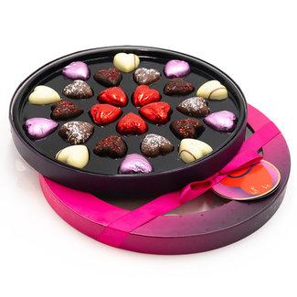 Gudrun Chocolate hearts by Gudrun