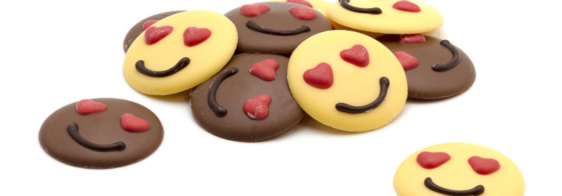 Lovely emojis in bag 100 Grs