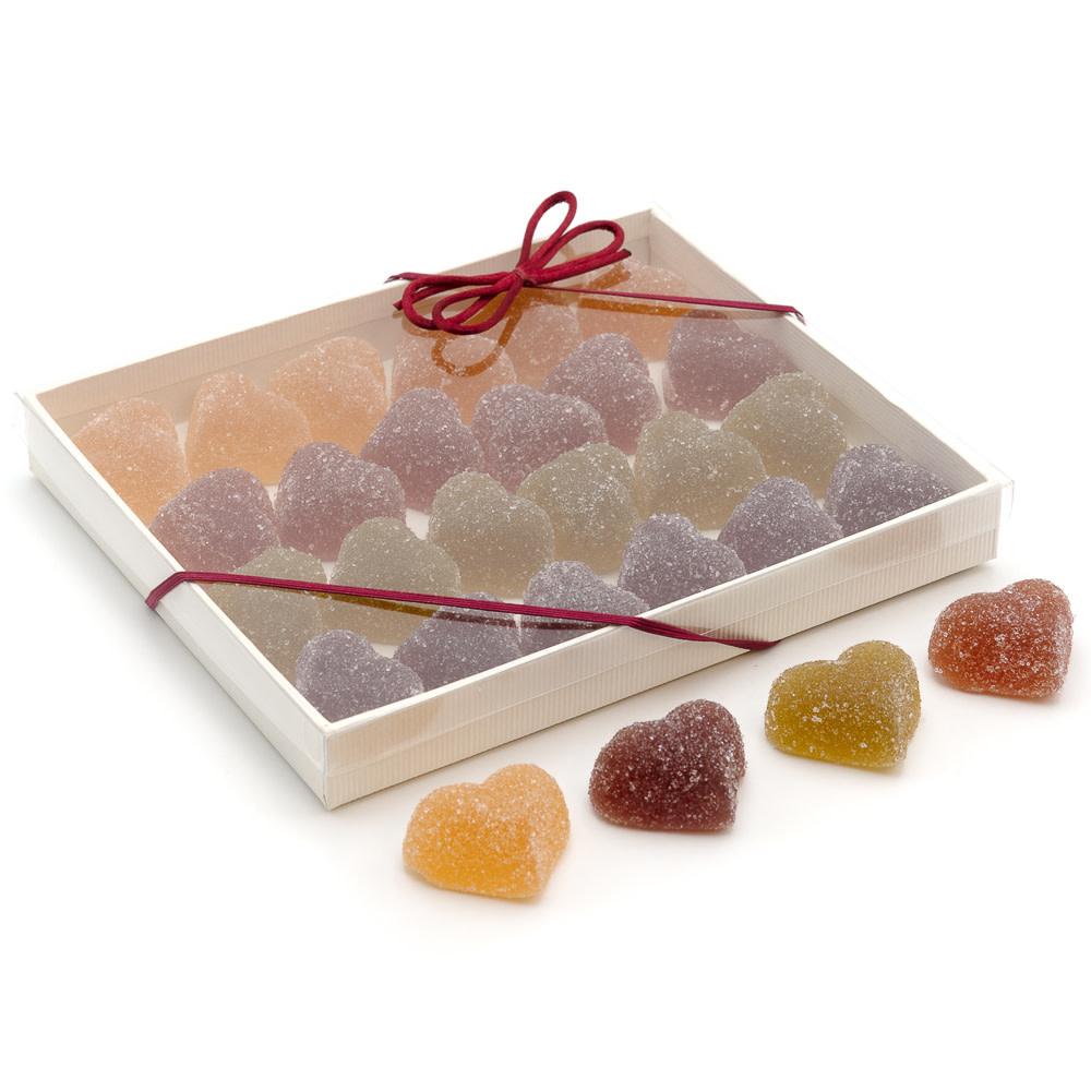 Fruit paste (hearts) 350 Grs-1