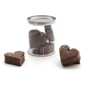 Meynendonckx Hearts marshmallows (milk)