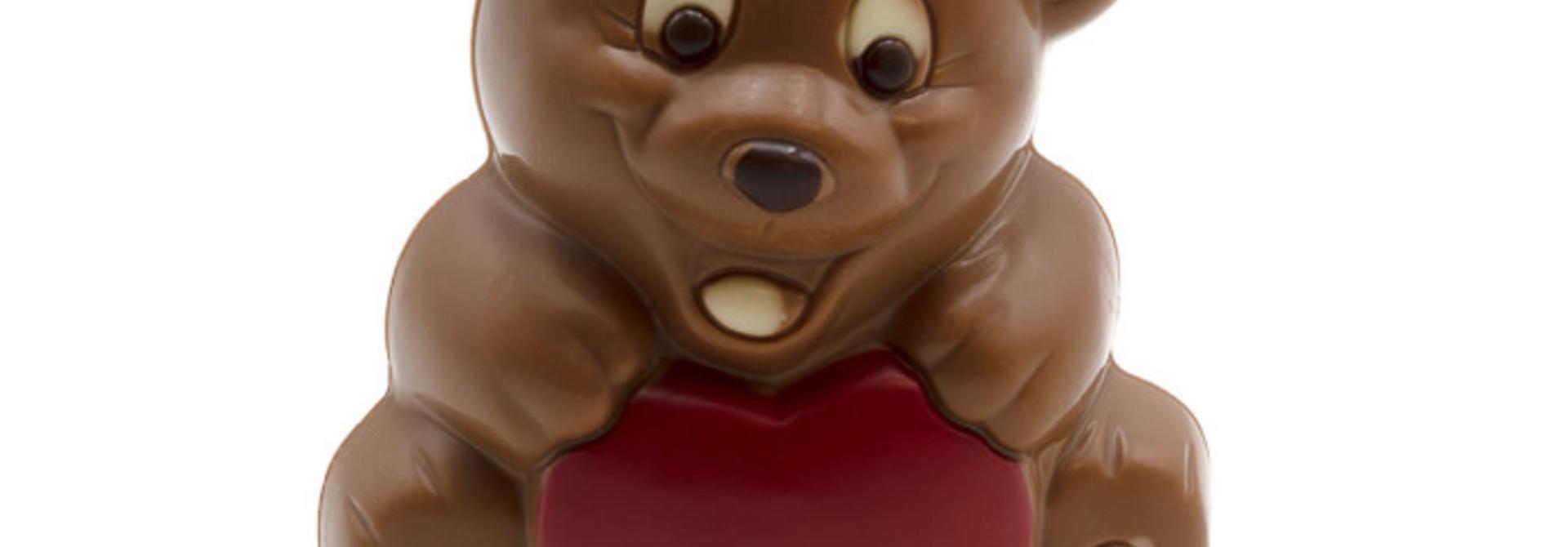 St. Valentine bear (milk)