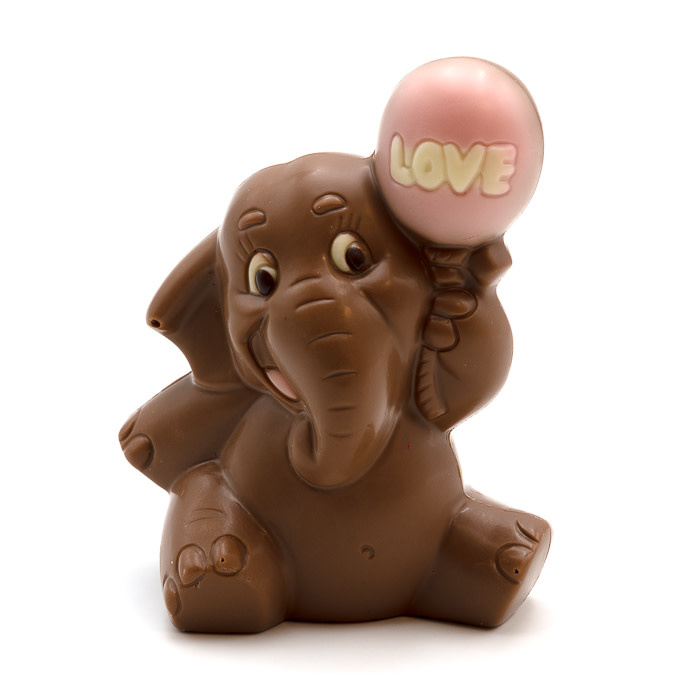 St. Valentine elephant (milk)-1