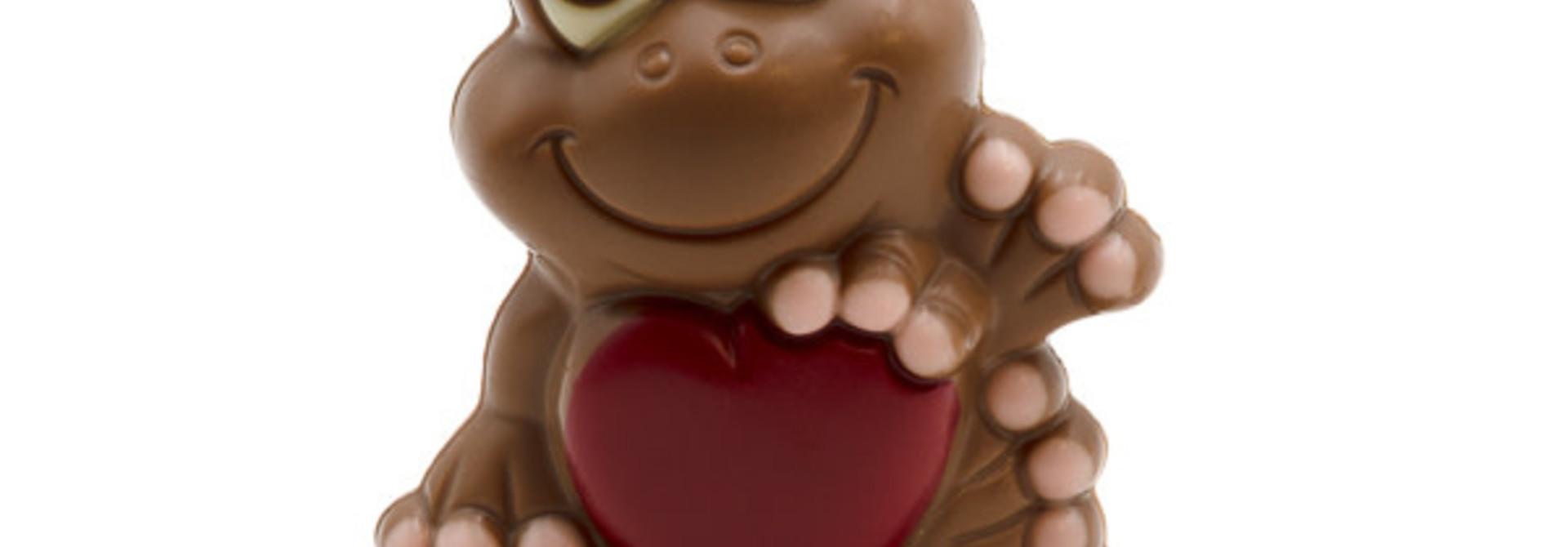 St. Valentine frog (milk)
