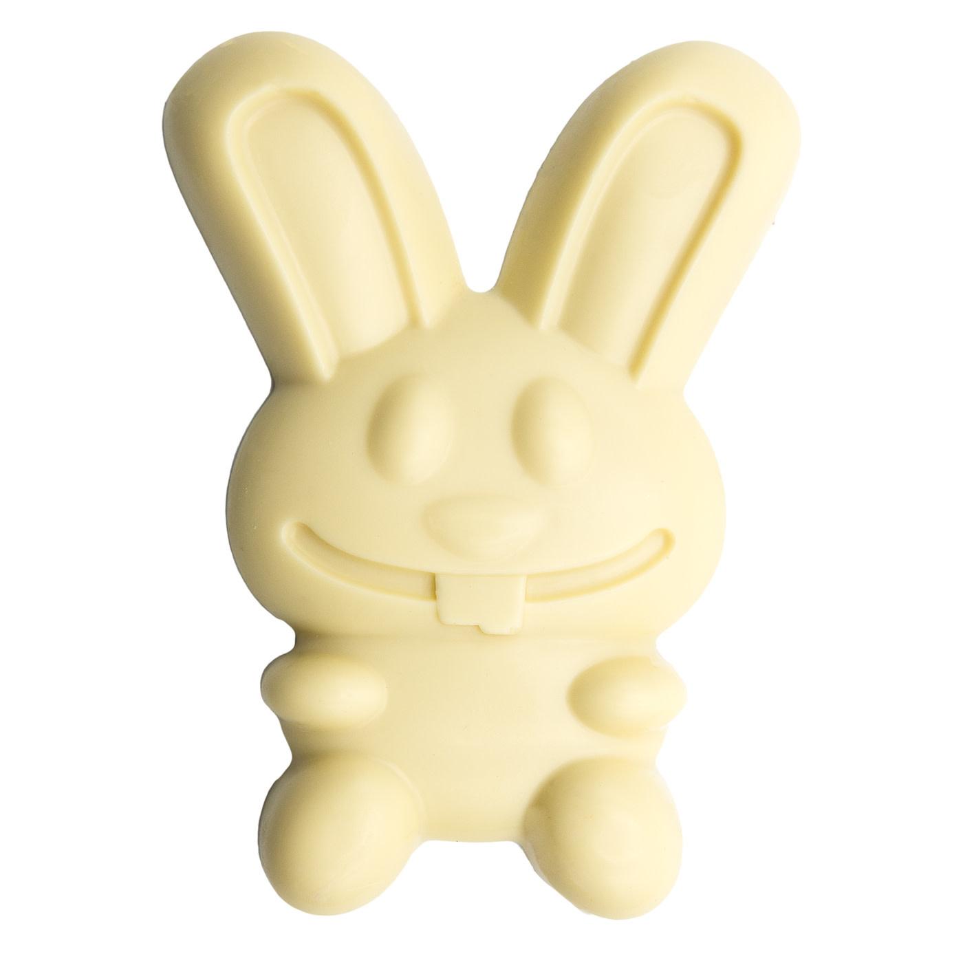 Crazy rabbit (white)-1