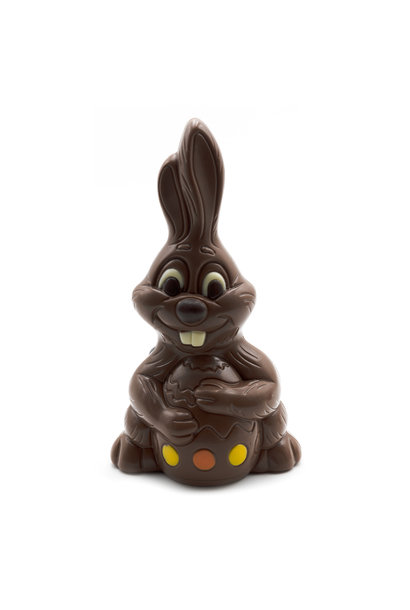Bunny with little egg (milk)