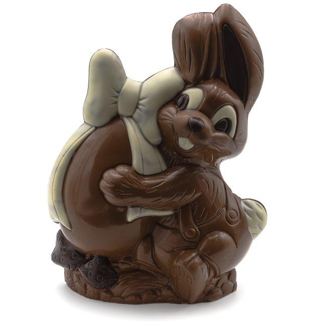 Meynendonckx Bunny with big egg (milk)