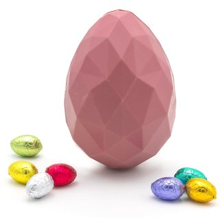 Chocomeli Diamond egg M (ruby)