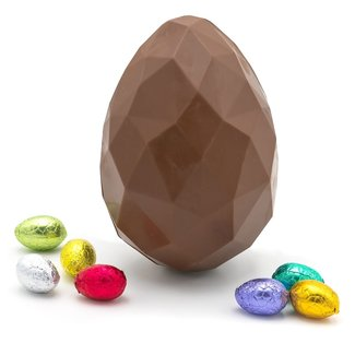 Chocomeli Diamond egg M (milk)