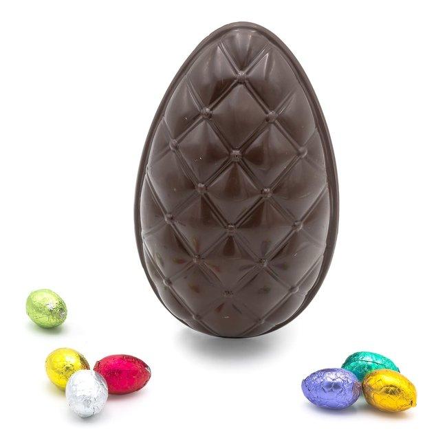 Chocomeli Elegant egg XL (dark)