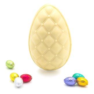 Chocomeli Elegant egg XL (white)