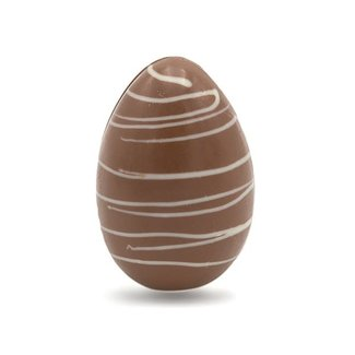 Chocomeli Easter striped egg (milk)