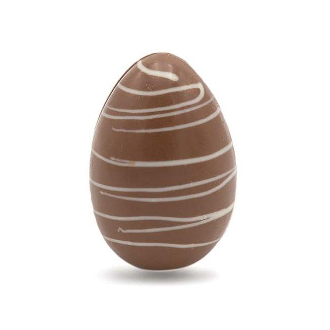 Chocomeli Easter striped egg (milk)