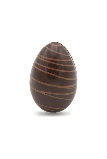 Easter striped egg (dark)