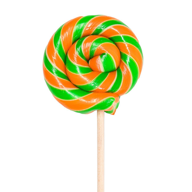 "Meynendonckx Lollipop ""zucchero"" (orange)"