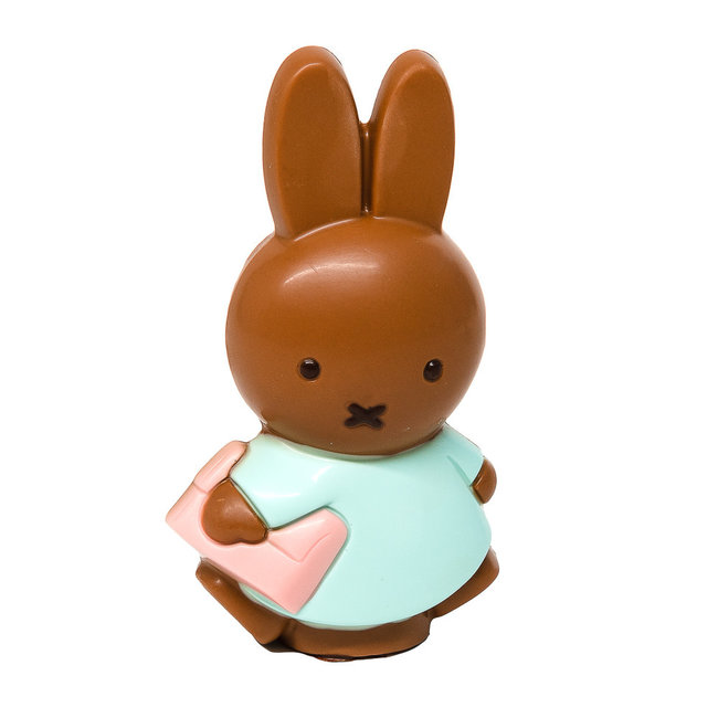 Meynendonckx Miffy girl 14cm sachet school bag (milk)