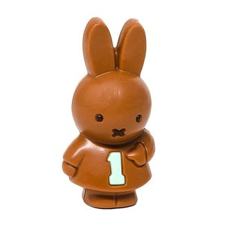 Meynendonckx Miffy girl small number 1 (milk)