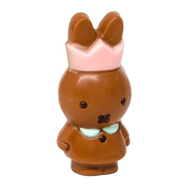 Meynendonckx Miffy girl small princess (milk)