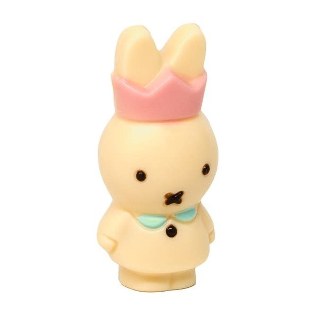 Meynendonckx Miffy girl princess (white)