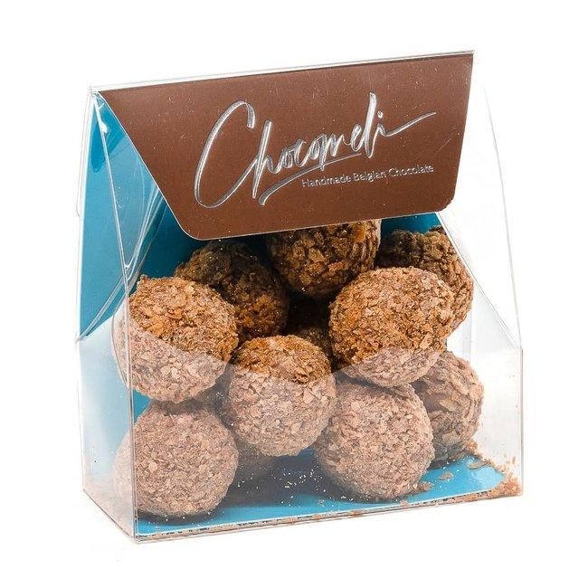 Chocomeli Truffles in bag (feuilletine)