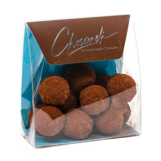 Chocomeli Truffles in bag (cocoa)