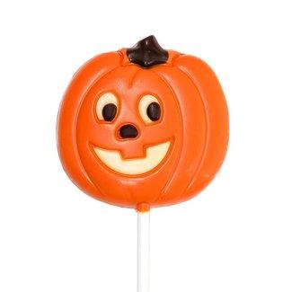 Trezor Halloween pumpkin (white)