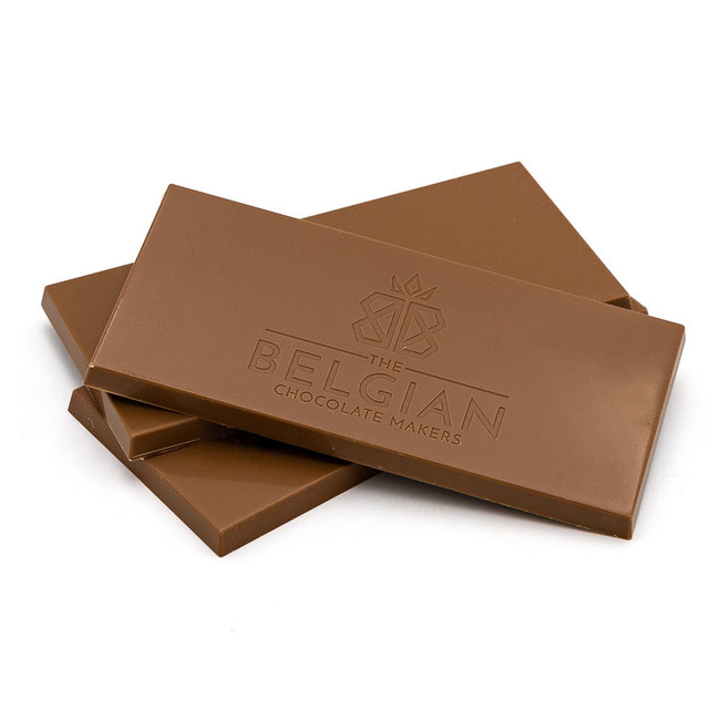Chocomeli Chocolate bar (milk nougatine)