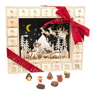 Chocomeli Advent calendar (Christmas)