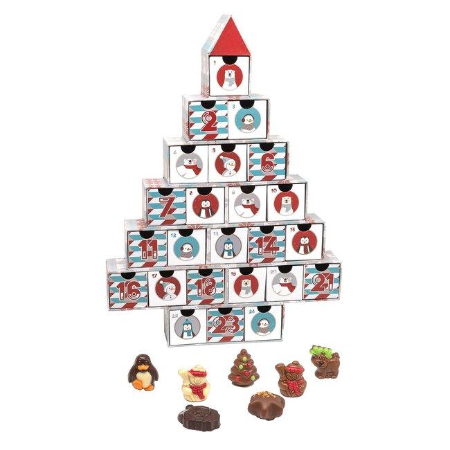 Chocomeli Advent calendar 2020