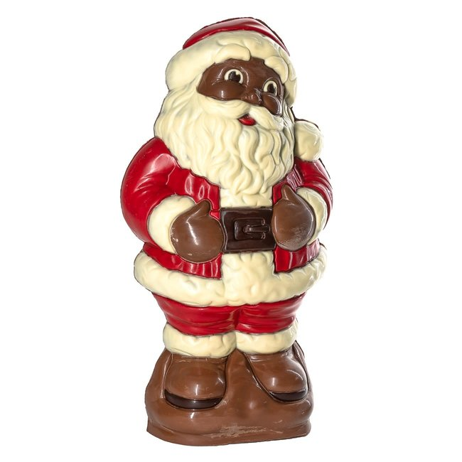 Chocomeli Santa Claus (milk) 3 Kgs