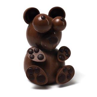 Chocomeli Bear 3D (milk) 520 Grs
