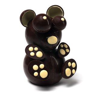 Chocomeli Bear 3D (dark) 520 Grs