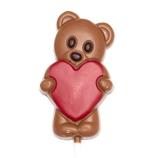 Trezor Lollipop teddy bear (red) 30 Grs