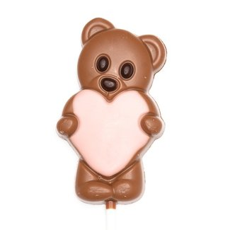 Trezor Lollipop teddy bear (pink) 30 Grs