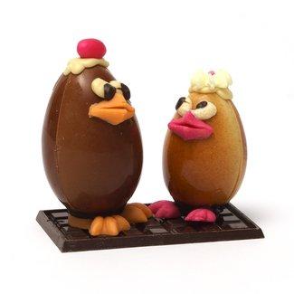Meynendonckx Marzipan eggs 130 Grs