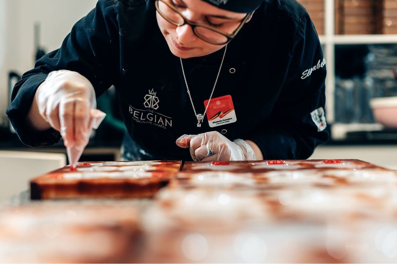 The Belgian Chocolate Makers