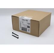 QZ-Fasteners QZ fasteners snelbouwschroeven 3,9x55